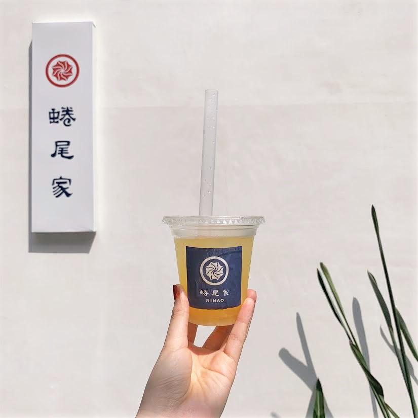 台湾発のイケてるカフェでひと息。