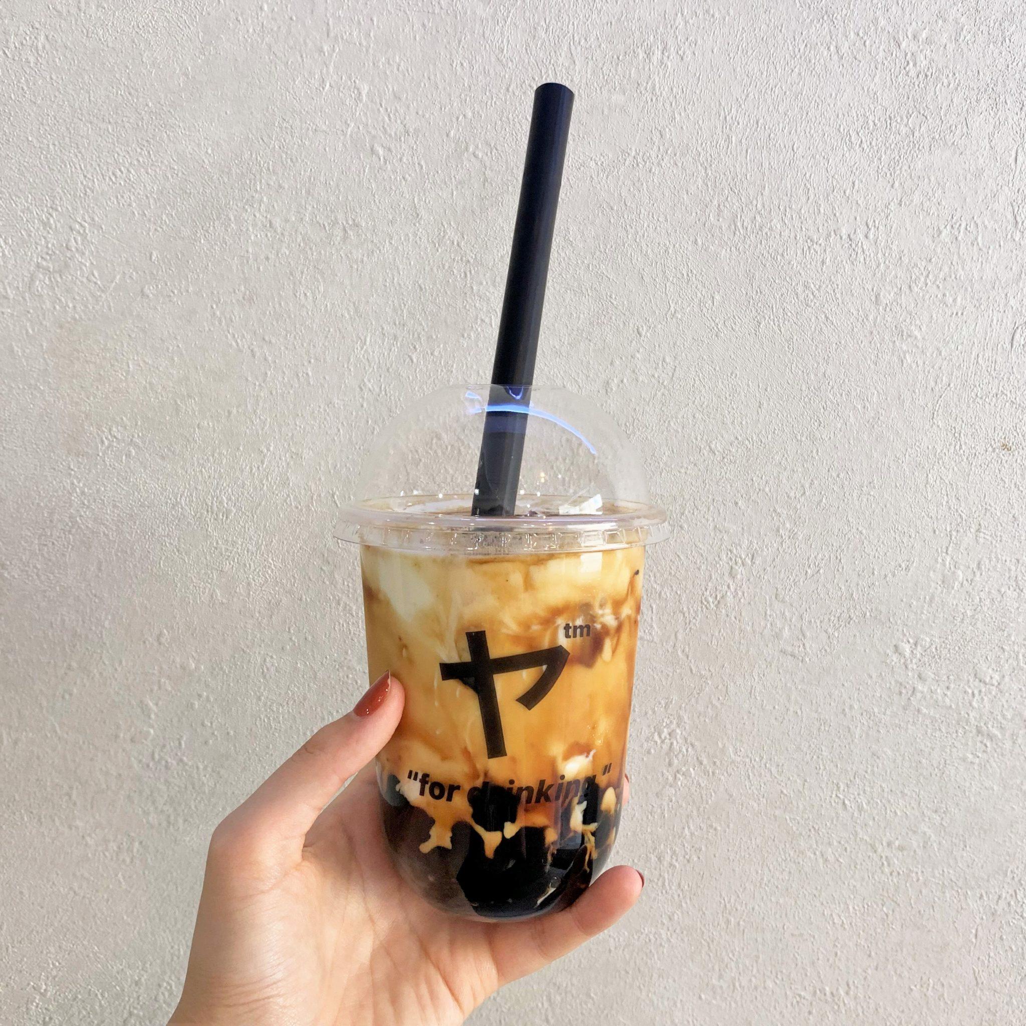 三茶のタピオカ屋さん「三茶ヤ」が美味しい