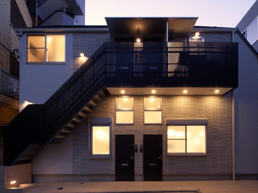 I-AREAシリーズのアパートメントハウス